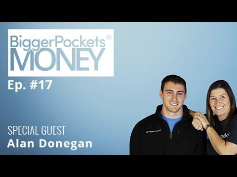 Building a Lean Business With (Almost) No Capital with Alan Donegan | BiggerPockets Money Podcast 17