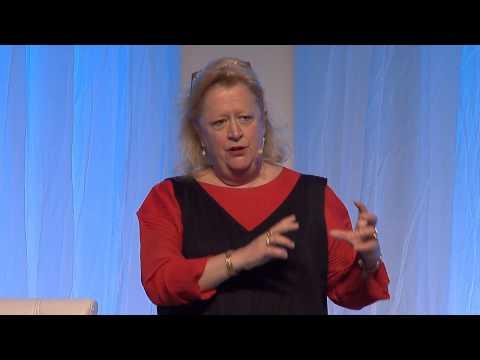 Dare to disagree with author, Margaret Heffernan