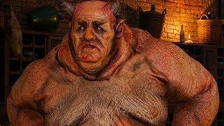 Мэддисон играет в Ведьмак 3, day 7