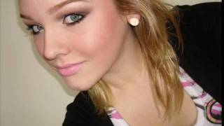 Fierce Natural Clubbing Eyes - Makeup Tutorial - Nikkietutorials