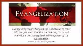 Evangelization Basic Certification