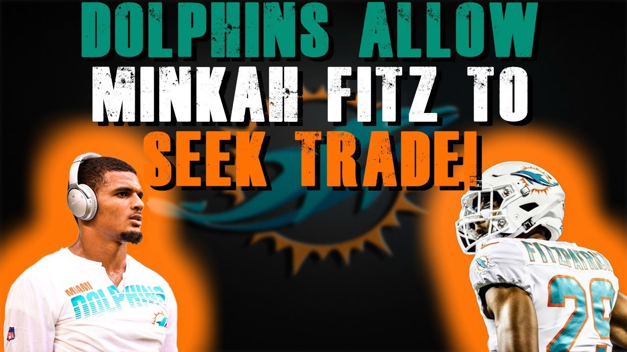 Minkah Fitzpatrick Wants Out Of Miami