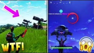 The end of fortnite? Comet destroys FORNTITE BATTLE ROYAL PAVOS chopped flats for FREE