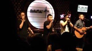 F Band - Liên Khúc Xuân 2016 @ Acoustic Bar