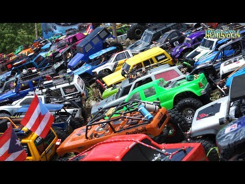 500 RC TRUCKS - Puerto Rico part 3