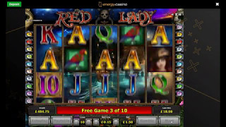 Online Slot Bonus Compilation - Red Lady, Katana, Reel Rush and More