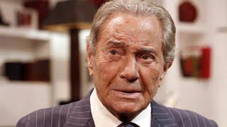 Trágico adiós a Arturo Fernández a los 90 años .