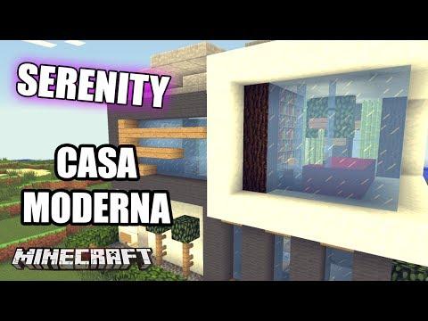 Minecraft top 10 casas las mejores casas servidor for Casa moderna minecraft 0 10 4