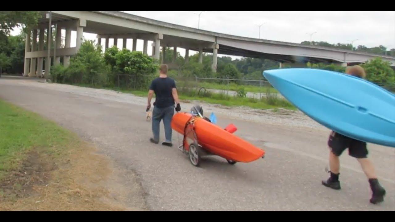 My Kayaking Adventures Episode 2 Otter Island Youtube