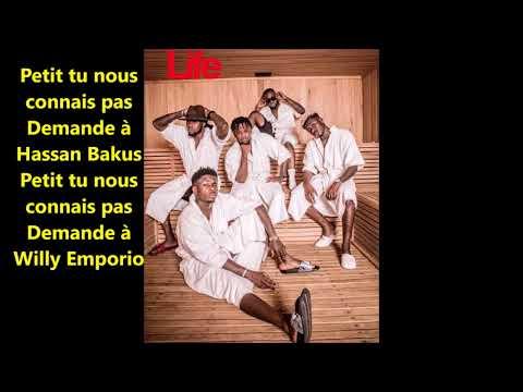 Kiff no beat ft Sidiki Diabaté c'est pas pareil (paroles / lyrics)