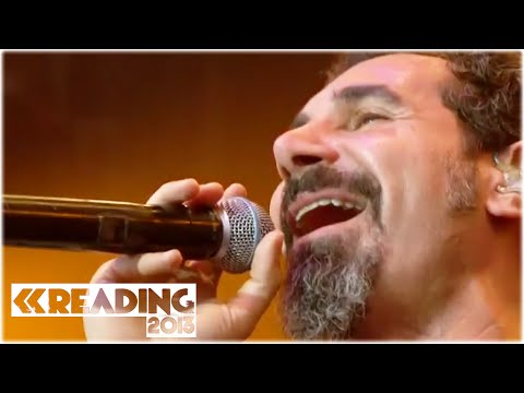 System Of A Down  IEAIAIO 【Reading Festival  60fpsᴴᴰ】
