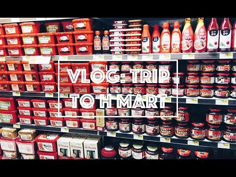 [ Vlog ] Trip to H Mart