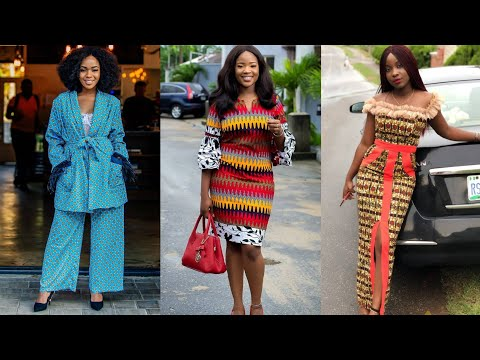 2019-super-stunning-#african-print-dresses-for-women,-best-gorgeous-and-flawless-designs
