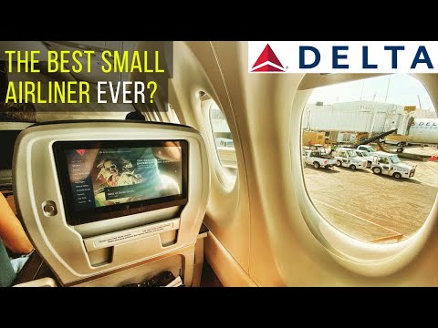 Delta A220 Review (spoiler: It's Awesome)