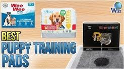 10 Best Puppy Training Pads 2018
