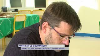 Montigny-le-Bretonneux : 16e tournoi d'échec