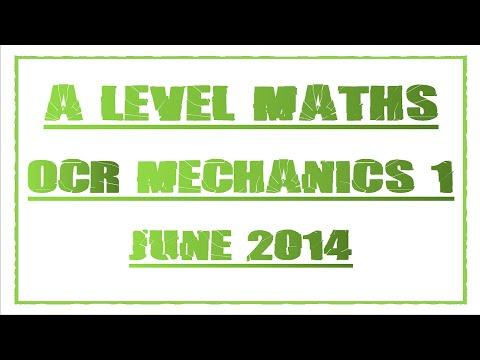 ocr c1 june 2013 question paper