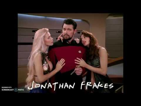 Star Trek: The Next Generation Friends Intro Theme Song
