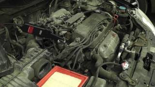 How to test for a shorted ignition coil (Honda Distributor)