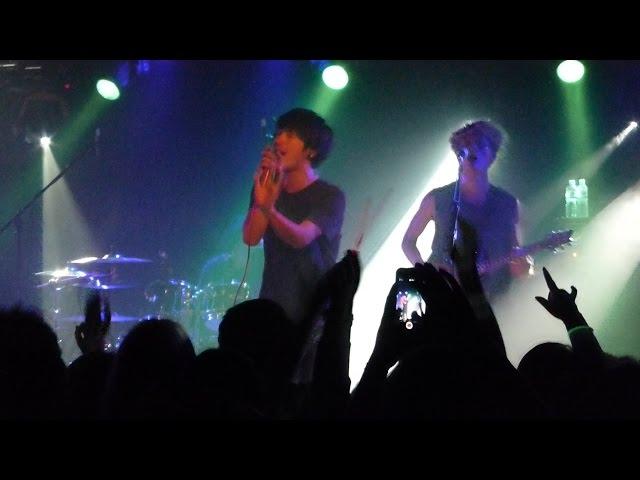ONE OK ROCK - Nothing Helps / Re:make - live in Zurich @ Komplex Klub 3.12.2014