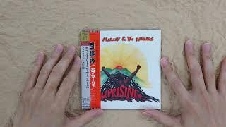 [Unboxing] Bob Marley \u0026 The Wailers: Uprising +2 [SHM-CD] [Limited Release] [mini LP]
