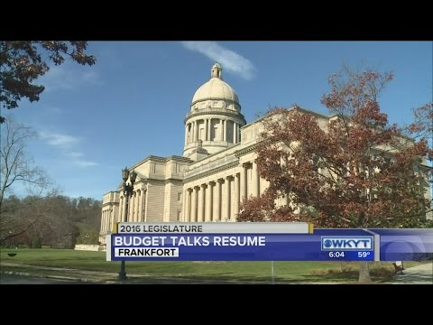 Kentucky House, Senate leaders resume budget negotiations