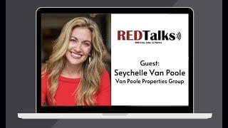 RedTalks S1E3 with Seychelle Van Poole, Van Poole Properties Group