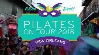 Pilates on Tour® New Orleans