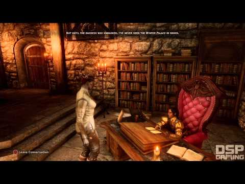 how to dragon age keep ps4