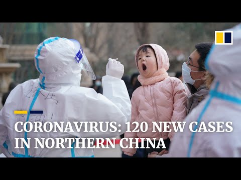 Coronavirus: Hebei province reports 120 new local cases in China's biggest Covid-19 rise in months