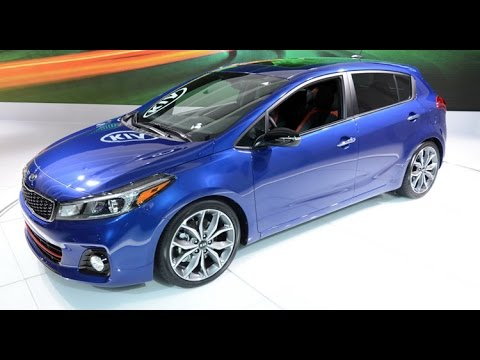 kia forte hatchback 2017 youtube. Black Bedroom Furniture Sets. Home Design Ideas