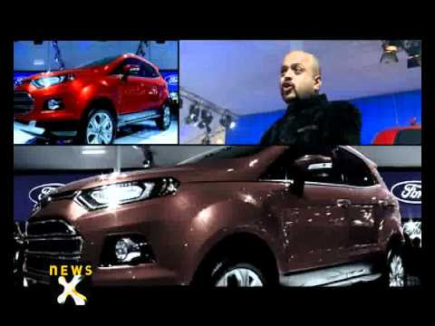 Review: Ford Ecosport SUV launched at India Auto Expo 2012