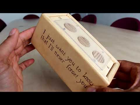 Even My Physics Teacher Couldn't Open This Puzzle Box! Can You?