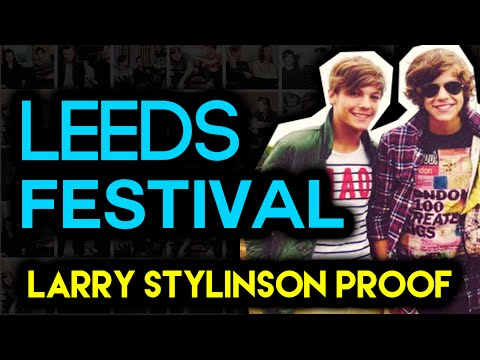 What happened at the Leeds Festival? (LARRY STYLINSON Theory/Proof)