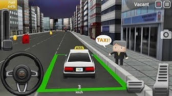 Dr  Driving 2 #39 TAXI - Android IOS gameplay walkthrough