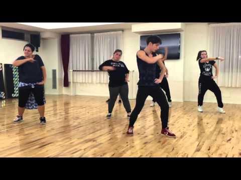 CHAPKIS DANCE ITALY   ShaggyMrBoombastic   Keen Williams Choreography CDF