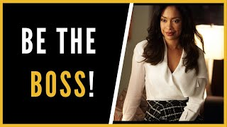 How to be Commanding and Confident? | Jessica Pearson-Suits