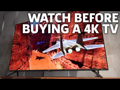 PSA: Don't Buy A 4K TV Without This Important Feature