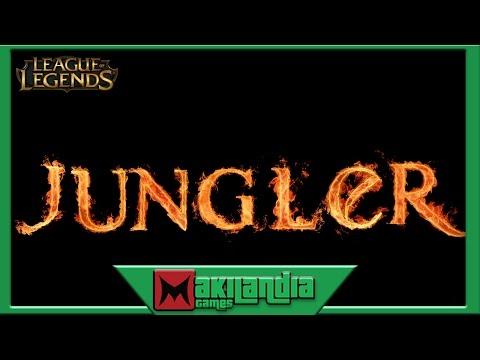 🔴 JUNGLER - Como ser um CAÇADOR melhor - Falando das Rotas - League of Legends S7