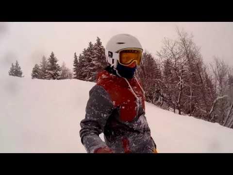 St. Gervais Les Bains - Snowboarding 2016