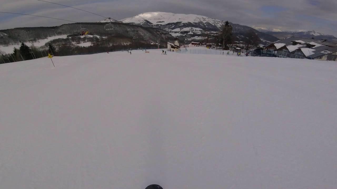 Gara snowboard aziendale, polsa di brentonico
