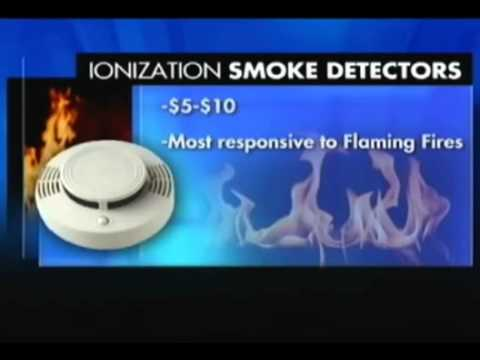 why ionization smoke alarms must be banned youtube. Black Bedroom Furniture Sets. Home Design Ideas