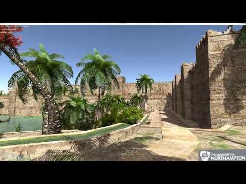 Hanging Garden at Nineveh: the Assyrian World Wonder later attributed to Nebuchadnezzar in Babylon