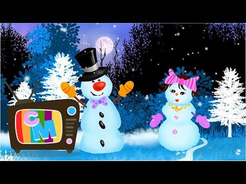 Cantec nou: Omul de zapada (Lucica) - Clopotelul Magic - cantece pentru copii