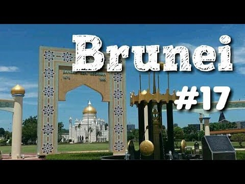 Episode 17. Brunei. Capital & floating villages