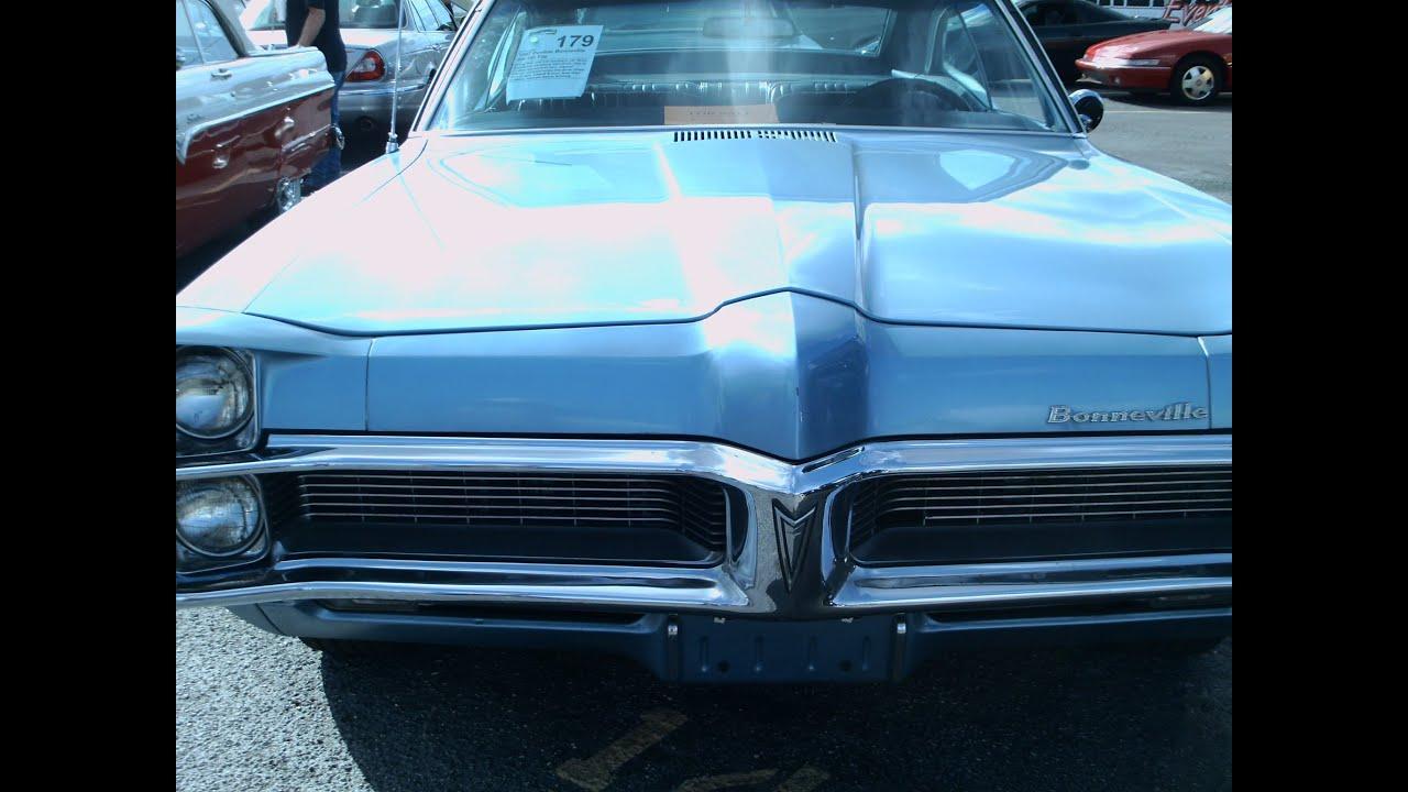 1967 Pontiac Bonneville Two Door Hardtop Blu ZHAuction022213 & 1967 Pontiac Bonneville Two Door Hardtop Blu ZHAuction022213 - YouTube