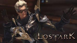 Lost Ark PvP 3v3 Team Arena Hawkeye Gameplay Legendary Box Reward