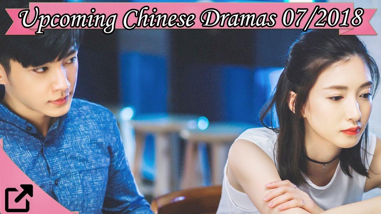 Upcoming Chinese Dramas October 2017/2018