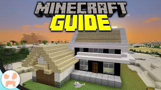 How To Build MODERN HOMES! | Minecraft Guide Episode 59 (Minecraft 1.15.2 Lets Play)