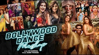Bollywood Dance Mashup 2019 | Dj Harshal | Sunix Thakor | Latest Bollywood Mashup